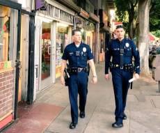 שוטרים בלוס אנג'לס