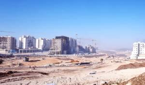 """הפארק הבא של בית שמש נבנה בימים אלו ברמב""""ש ד' המתפתחת"""