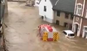 כ-1300 נעדרים בשטפונות הענק בגרמניה