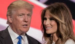 """מלניה ודונלד טראמפ - מלניה או איוונה: מי """"הגברת הראשונה""""?"""