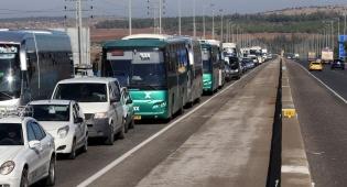 פקק תנועה - שינויי התחבורה בצפון: כל הפרטים