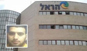 """אבו סארה על רקע הבניין בו עבד - אימה: """"הוא יכל 'להרים' את הבניין"""""""