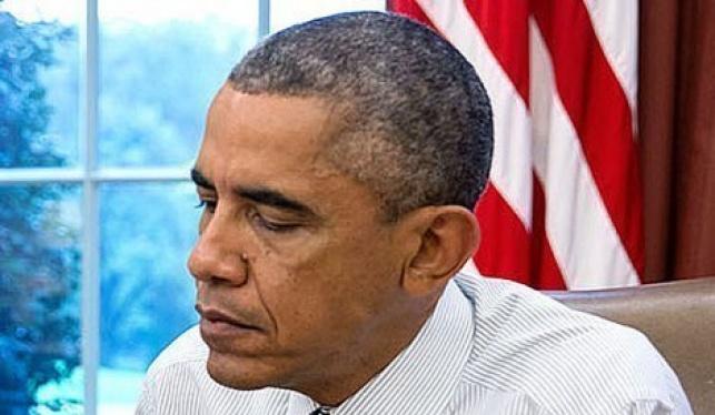 אובמה: 'פחות מ-50% סיכוי להסכם גרעין'