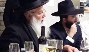"""הגר""""ב שמואלי ורבי פנחס אבוחצירא - המקובלים ב'סיום מסכת' של אנשי העסקים"""