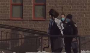 מעצרים במונטריאול בשבת האחרונה