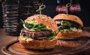 המבורגר טלה עסיסי