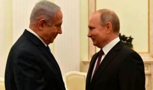 פוטין: רוסיה והסורים מצאו את גופת באומל