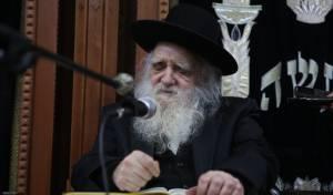 """הגאון רבי צבי פרידמן, שיבדלחט""""א"""