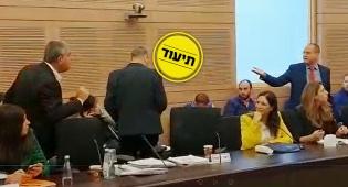 הדיון בוועדה