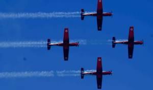 החזרות למטס, היום - כאן יחלוף מטס חיל האוויר • הרשימה המלאה