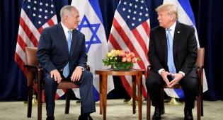 טראמפ: דיברתי עם ביבי על ברית הגנה, נדון אחרי הבחירות