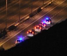עיסאוויה: מאות שוטרים, 51 עצורים • צפו