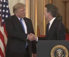 """טראמפ הכריז על המועמד לביהמ""""ש העליון"""