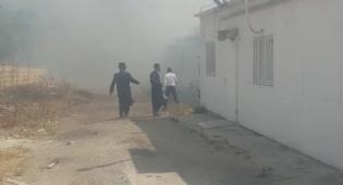 אש בבית שמש: החרדים בחילוץ ספרי תורה