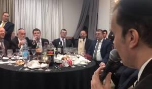 החתן יונתן שיינפלד ואוהד מושקוביץ • צפו
