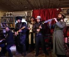 'יאפצ'יק כלייזמר' במחרוזת פורים מקפיצה