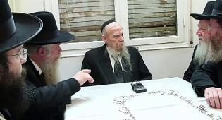 """מנהלי הסמינרים אצל הגר""""ג אדלשטיין"""