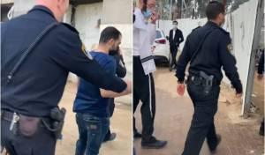 """ב""""ב: המשטרה פשטה על החתונה החסידית"""