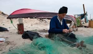 דיג בחופי עזה