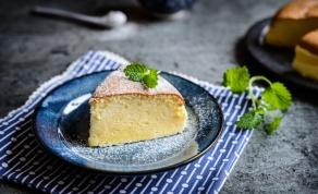 לא עוד עוגת גבינה: עוגת ריקוטה שקדים מהממת