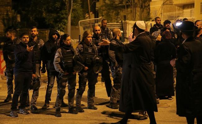 גל מעצרים בשכונת מאה שערים; 4 נעצרו בהם נער בן 14