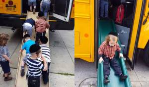 """""""פארק האתגרים"""" של הילדים בוויליאמסבורג"""