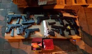 הנשקים שנתפסו - ג'נין: רובי אוויר במסווה של צעצועים