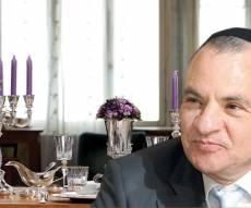 """יעקב מרדינגר, מנכ""""ל הצורפים"""