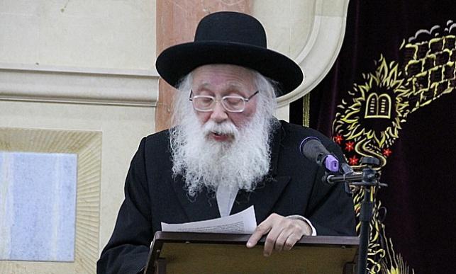 הדיין הגאון רבי יהודה סילמן