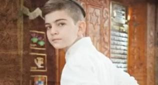 נער הפלא שמעון שטרית במחרוזת 'יגל יעקב'