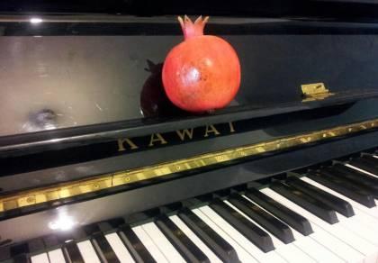 פסנתר לשבת: ניגון  'איזהו מקומן של זבחים'