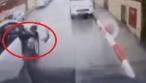 תיעוד מזעזע: ילד מיוחד יורד מהסעה - ונדרס