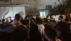 הפרות הסדר בבני ברק: 38 צעירים נעצרו