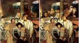 שני הציורים, המקורי והמצונזר