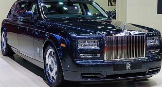 רולס רויס - לאלה שיש להם: המכוניות הכי יקרות