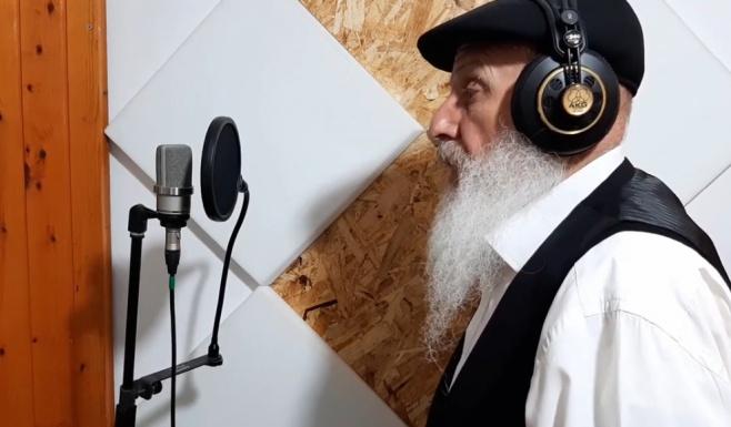 """משה יעקב בן ארויה בסינגל חדש: """"צעקת הלב"""""""