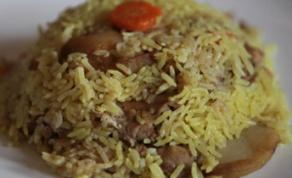 קדרת עוף ואורז - עונג שבת, מתכון: קדרת חלקי עוף ואורז