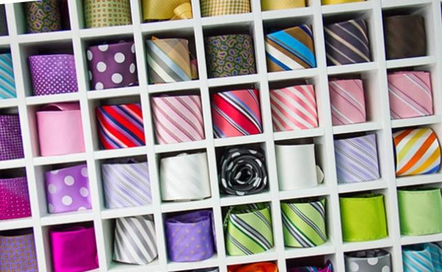 עניבות לא התחילו כפריט אופנה...