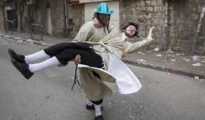 גלריה: שיכורים ברחובות ירושלים