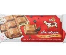 חפיסת השוקולד שיכולה להיות בעייתית - זהירות: חלקי מתכת בשוקולד שבאריזות שי