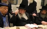 """צפו: חנוכת הבית לביהמ""""ד לעלוב ירושלים"""