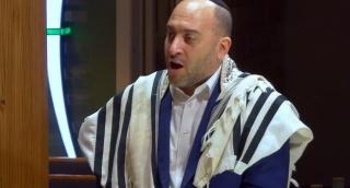 נתנאל הרשטיק והמקהלה: אמר רבי אלעזר
