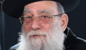 """נפטר רבה של מטולה: הרב ברוך פכטר זצ""""ל"""