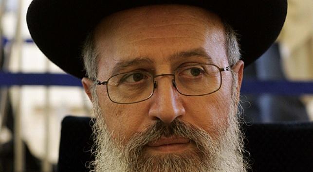 הגאון הרב אברהם יוסף