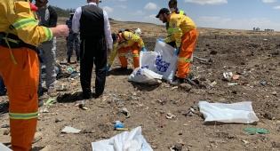 זוהו שרידי הישראלי שמת בהתרסקות מטוס