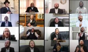 הקליפ הווקאלי השנתי של מלכות: עוד ישבו