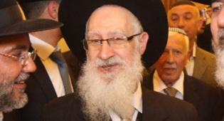 הרב יעקב יוסף - שיעורו של הרב יעקב יוסף: 'ביעור מעשר'