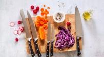 3 סוגי סכינים שכל טבח ביתי זקוק להם