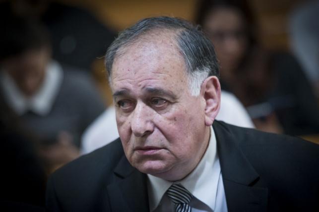 ראש העיר יונה יוהב