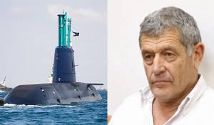 """מיקי גנור, לצד אחת הצוללות - המפכ""""ל: עד המדינה גנור סיפק את הסחורה"""